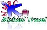 LOGO MICHAEL TRAVEL